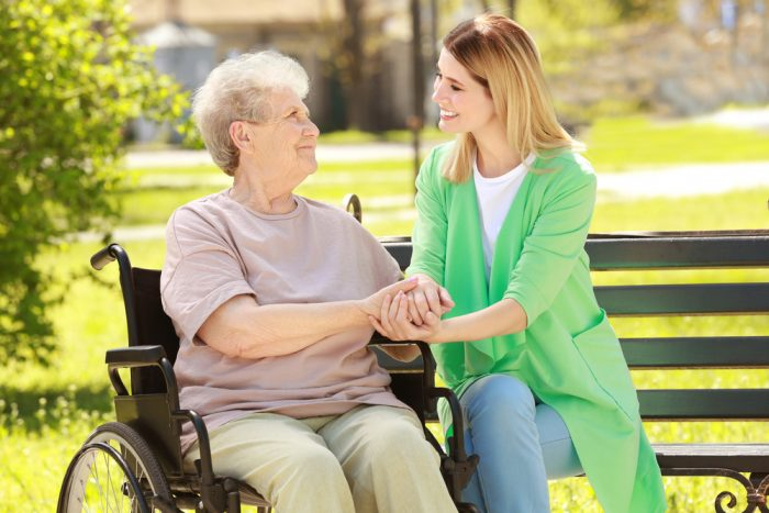 family caregiver - trends in elderly care