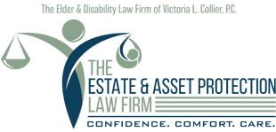 Image of Victoria Collier estate planning elder care  on estate management asset protection law site