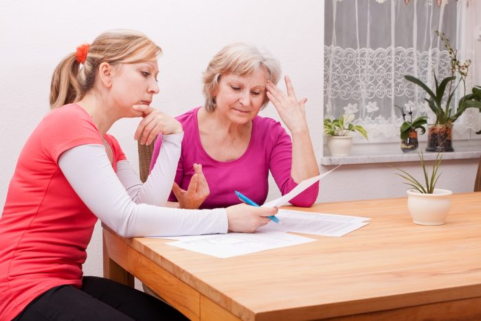 End of Life Planning for aging parents