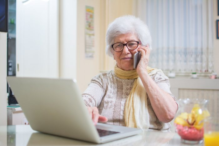 Image of scams protect your family mail fraud asset protection aging parents  on estate management asset protection law site