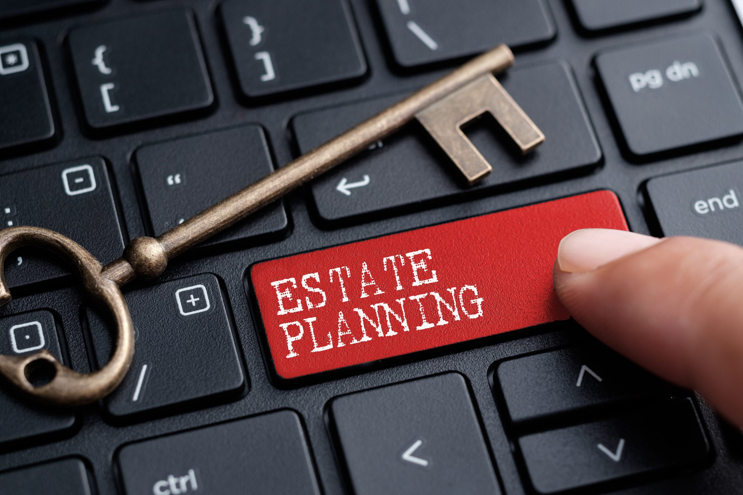 Image of  on estate management asset protection law site